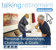 Learn online with Talking Retirement Online!